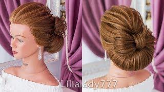 Прическа на Выпускной. Бант из Волос. Amazing Prom Hairstyle