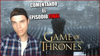 🔴Directo: Esperando al Episodio FINAL de Game Of Thrones