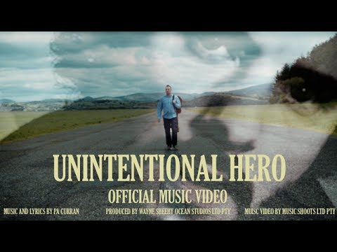 Unintentional Hero - Official Music Video