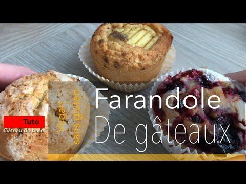 muffins---farandole-de-gâteaux-!-gâteaux-faciles---vegan---sans-gluten---sans-oeuf---sans-lait