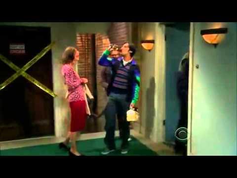 The Big Bang Theory - Sheldon's Mom Comes To Visit
