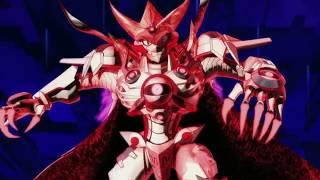 Globlemon V.S Charismon - Digimon Universe: Appli Monsters (#41)-Clip