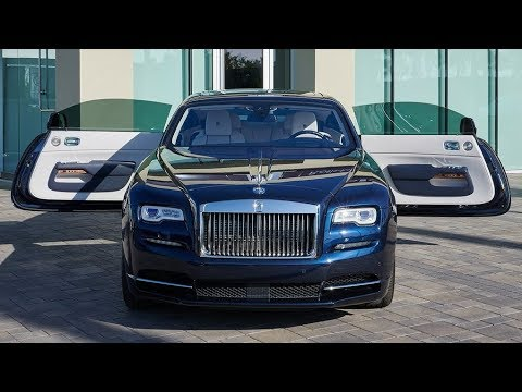 Download 2017 Rolls-Royce Wraith
