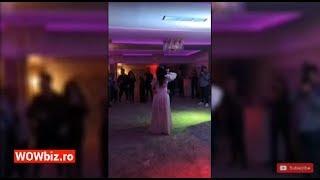 Super petrecere la cununia Siminei cu Alex Zanoaga! Dansul mirilor, momentul mult asteptat!