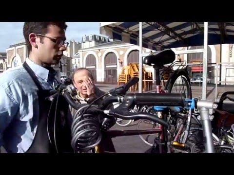 Le Triporteur répare vos vélos