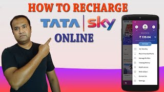 How To Recharge Tata Sky HD Online 2020 | Mobile Se Tata Sky Ko Recharge Kaise Kare |  Tata Sky App screenshot 3