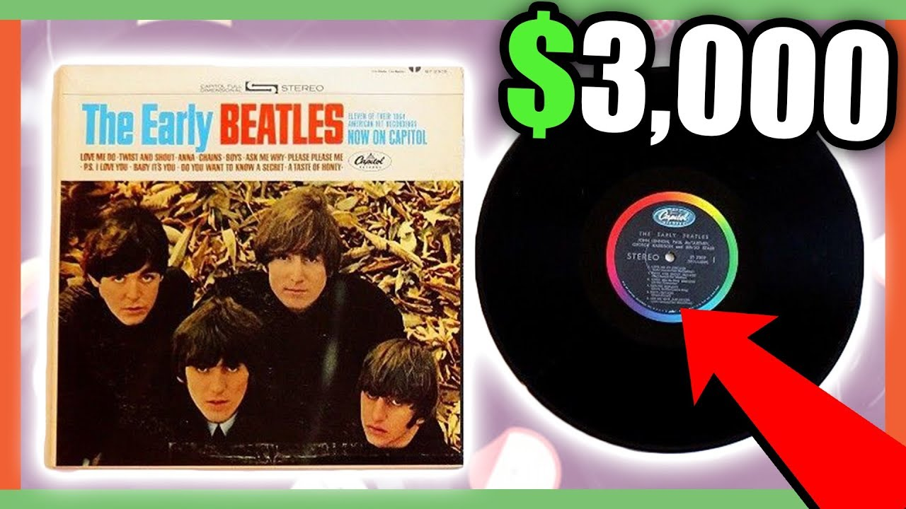 Vinyl Records Worth Money Valuable Items To Look For At