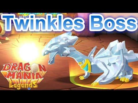 TWINKLES Final Boss