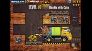 TRUCK LOADER 5 Game Walkthrough