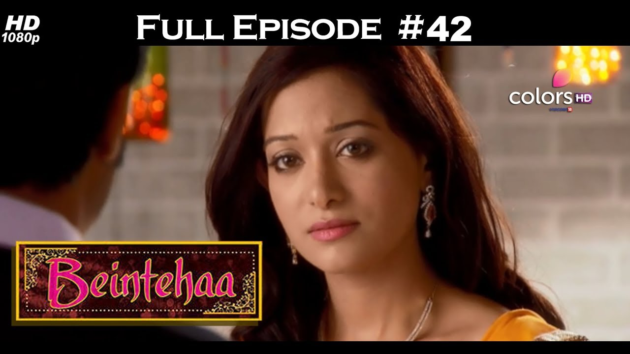 Beintehaa - Full Episode 42 - With English Subtitles