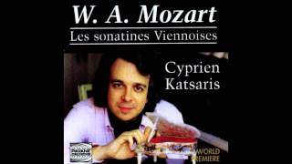 Cyprien Katsaris - Viennese Sonatina No. 2 in A Major: I. Allegro