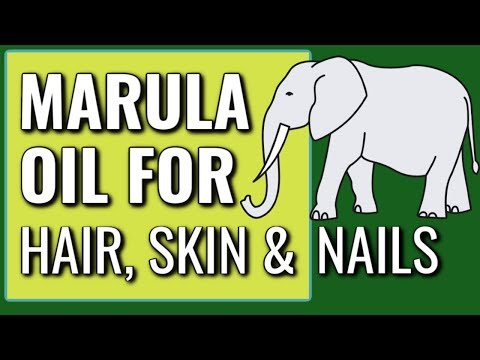 MARULA OIL FOR