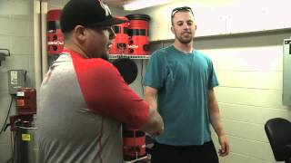 "Nc State Baseball ""cribs"" With Danny Canela"