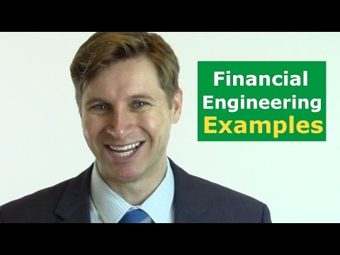 Financial Engineering Examples