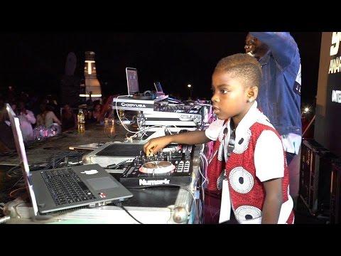 DJ Switch - Performance at the Ghana DJ Awards 2017   Ghana Music