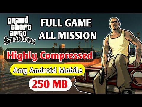 how to download gta san andreas in android