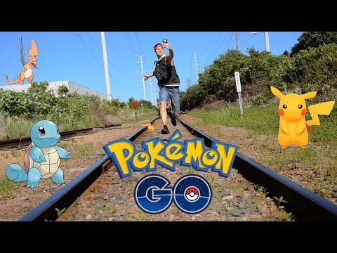 Pokemon Go (Music Video)