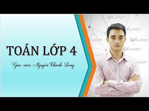 [Toán nâng cao lớp 4] –  Các bài toán về trung bình cộng – thầy Nguyễn Thành Long