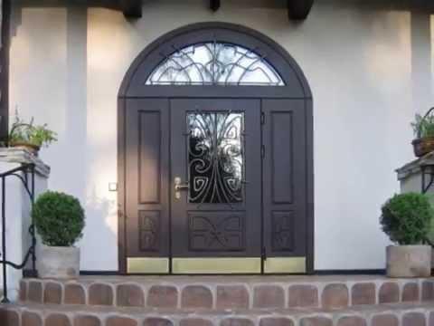 Подборка фото входных дверей на объектах