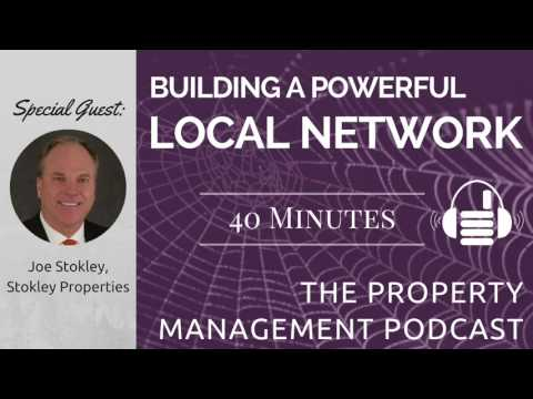 How to Build a Powerful Local Network for Your Property Management Business