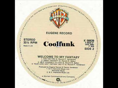 Eugene Record - Fan The Fire (Soul 1979) Mp3