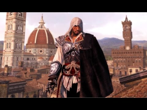 Assassin's Creed II Hidden Blade Finishing Moves/Counter Kills