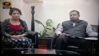 Ruchika Davar anchors TV show on IFFI2016
