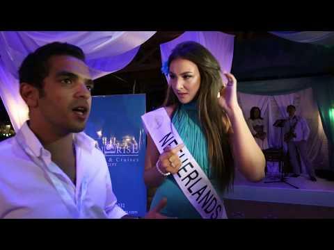 Miss Netherlands Interview - Miss Intercontinental 2017 / 2018