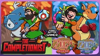 Zelda Oracle of Seasons and Ages | ft. PeanutButterGamer | The Completionist