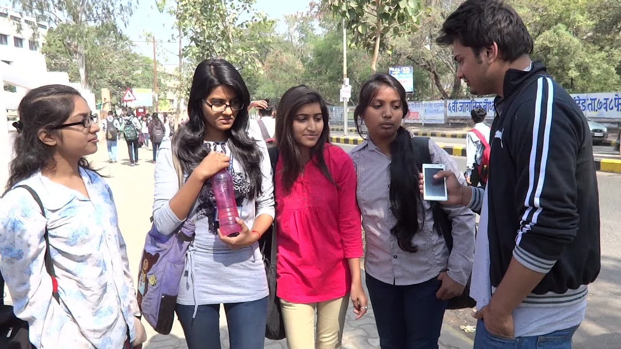 Asking Indian Girls For Sex In Public - Youtube-7345