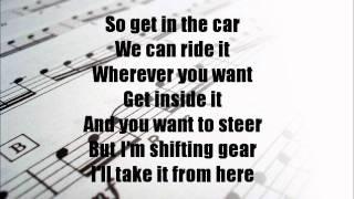 Moves Like Jagger--- Maroon 5 --- LYRICS