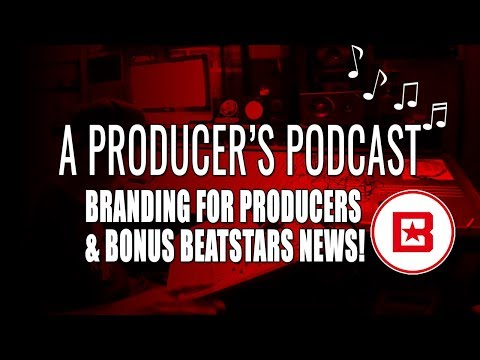Beats And More A Producer's Podcast: Kick and 808 Mixing & Producer Branding [Ep. 3]