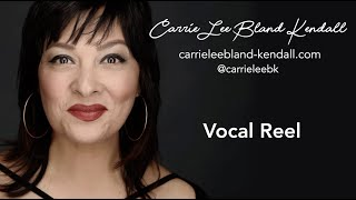 Carrie Lee Bland Kendall - Vocal Reel