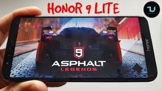Honor 9 Lite Gaming test after updates/Revisited review NBA 2K19/PUBG/ROS/Asphalt 9 Kirin 659