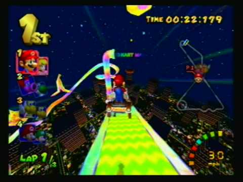 Mario Kart: Double Dash - 2003 - 50cc: Special Cup And End Credits