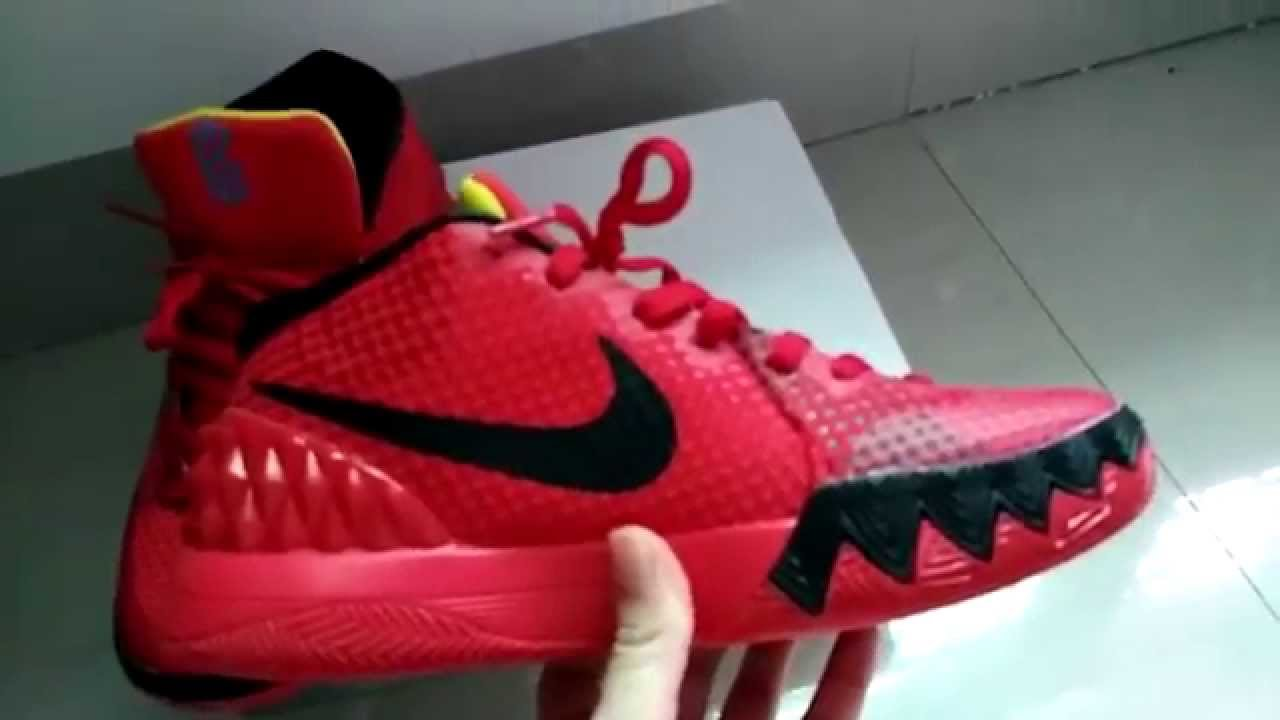 Perfect Basketball Shoes Nike Kyrie1 Review from Aliexpress - YouTube