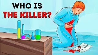 WHO IS THE KILLER? If You Can Solve These 11 Crime Riddles You'd Be A Brilliant Detective