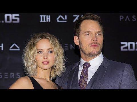 Jennifer Lawrence Finally BREAKS Silence On Chris Pratt Affair Rumors