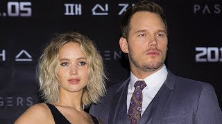 Jennifer Lawrence Finally BREAKS Silence On Chris Pratt Affair Rumors