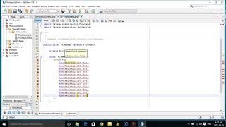 JavaFX Tutorials part 010 layout flowpane