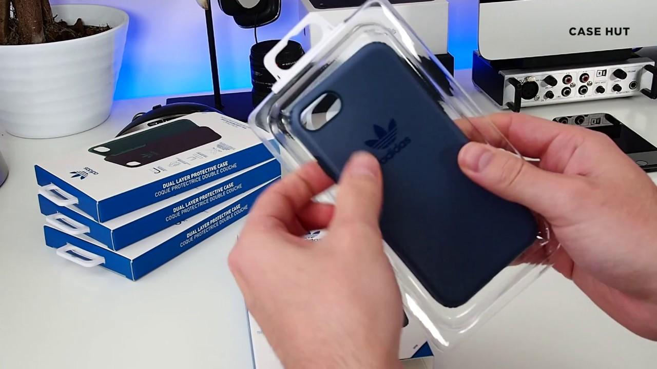 adidas iphone 7 case blue