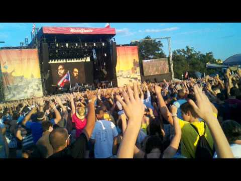 Nas & Damian Marley ACL 2011