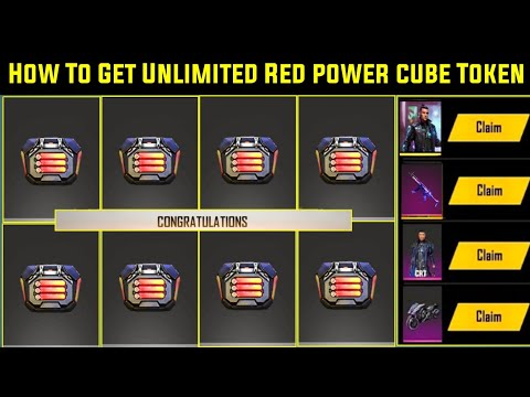 how-to-get-unlimited-red-power-cube-token-free-fire-||-how-to-use-red-power-cube-token-free-fire