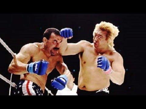 Легендарный бой. Дон Фрай против Йошихиро Такаяма