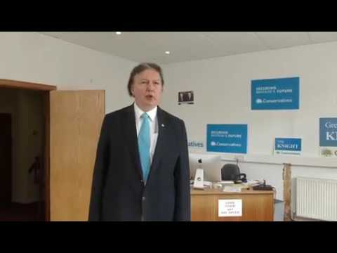 Greg Knights Conservative election promotion video