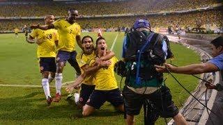 Colombia 1 - 0 Ecuador / 06-09-2013 / Eliminatorias Brasil 2014 / Fecha 15