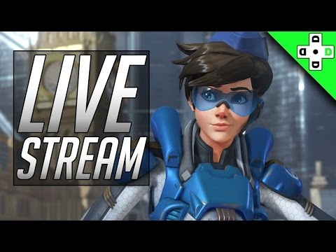 Overwatch Live Stream - Uprising!