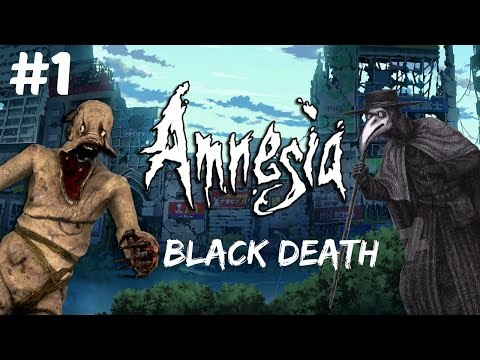 Descargar Amnesia Custom Story Black Death Free Download