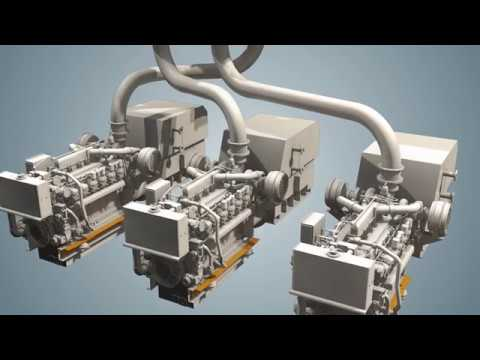 Jan De Nul Group - Exhaust gas treatment system