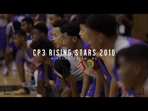 CP3 Rising Stars Camp 2016: Top 2020 Prospects